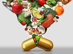 症状別の必要な栄養素