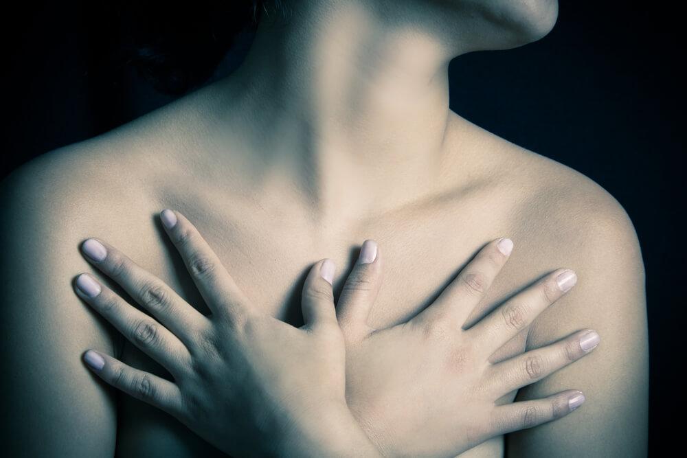 乳首・乳輪,黒ずみ