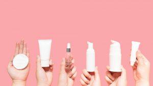 基礎化粧品それぞれの役割