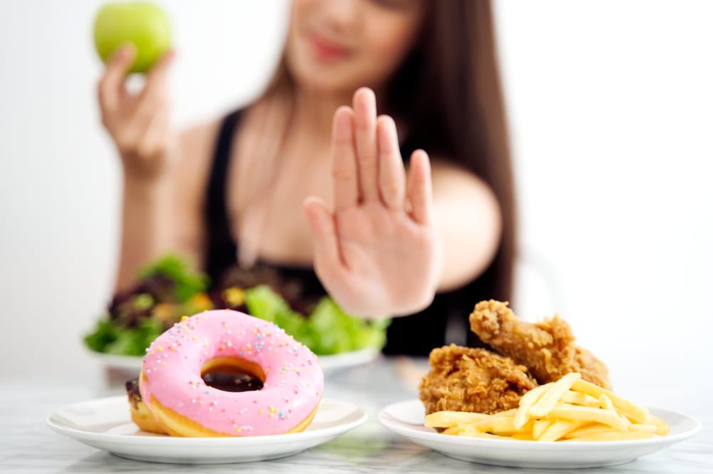 食事の環境を整える