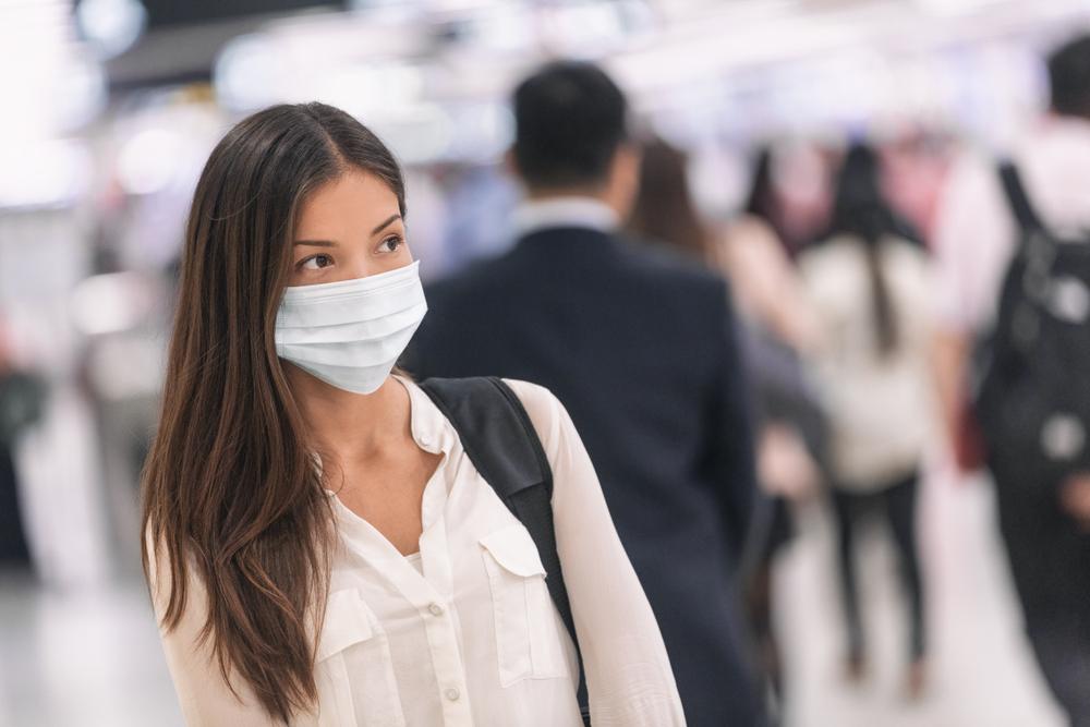 マスクによるニキビの原因