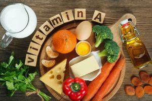 ビタミンAが肌に与える効果
