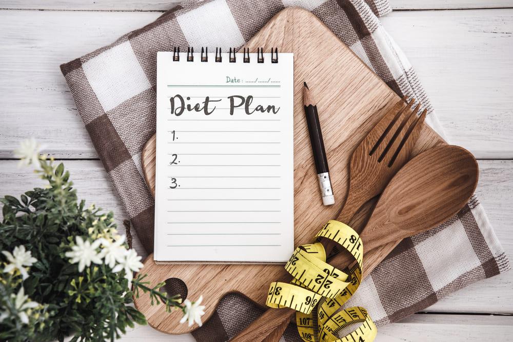 ダイエットの目標を明確に設定する